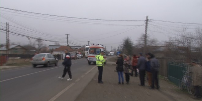 ACCIDENT INFIORĂTOR – VIDEO