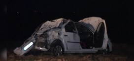 ACCIDENT GARV PE AUTOSTRADĂ – VIDEO