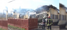 INCENDIU DEVASTATOR – VIDEO