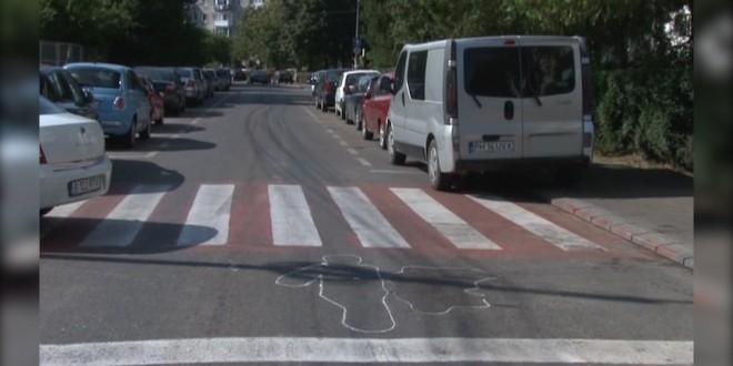 UCISĂ ÎN STRADĂ DE PROPRIUL SOȚ – VIDEO